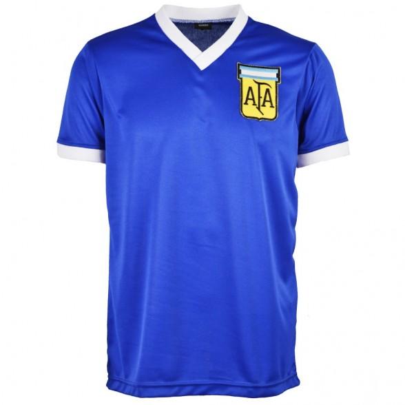 08fec274d Argentina 1986 Retro Shirt