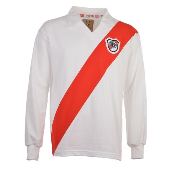 River Plate 1960s Retro Shirt