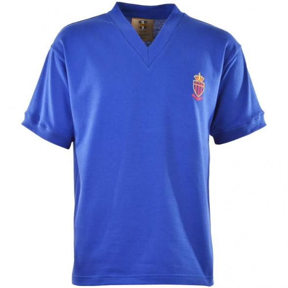 AS Monaco FC retro shirt Champions 1963