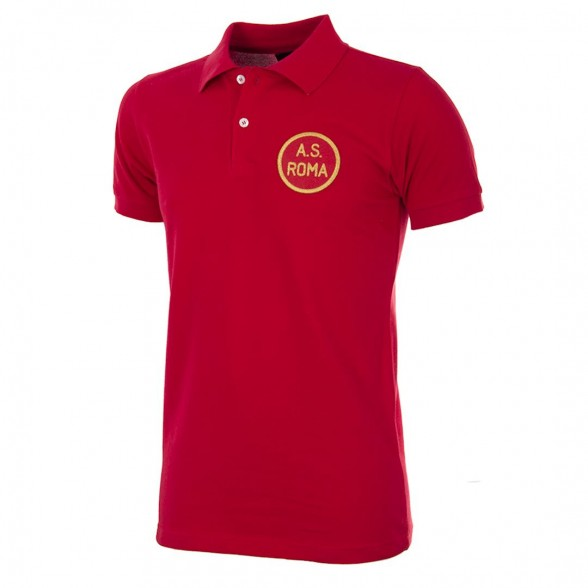 AS Roma 1961/62 Retro Shirt