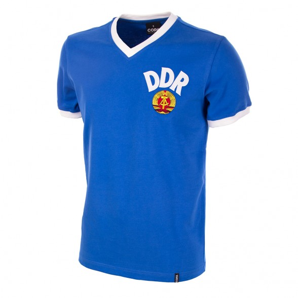 DDR World Cup 1974 Retro Shirt