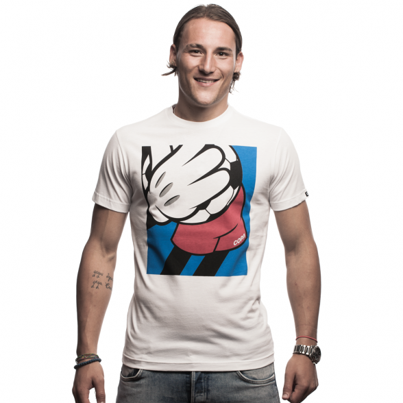 Comic Match T Shirt