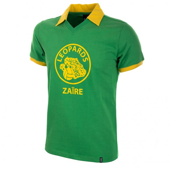 Zaire Vintage shirt WC 1974