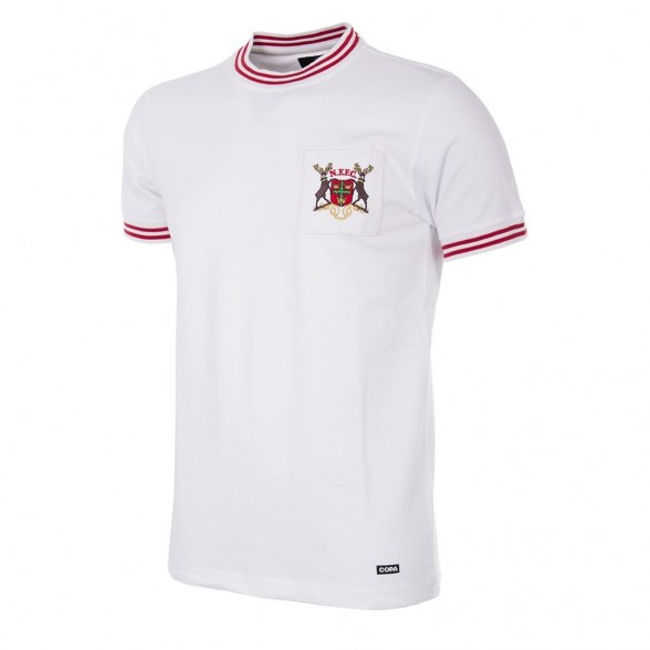 Nottingham Forest 1966/67 Retro Shirt Away