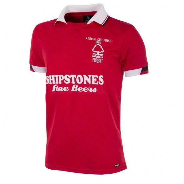 Nottingham Forest 1987/88 Retro Shirt
