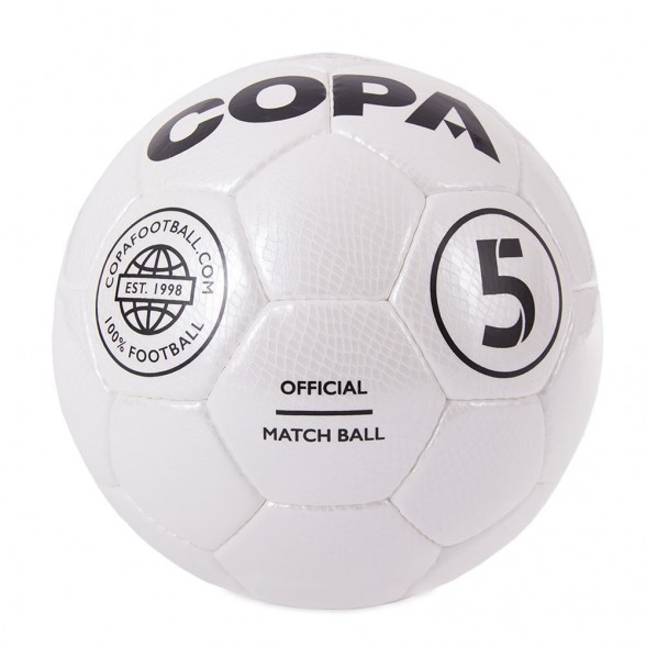 COPA Laboratories Match Football White
