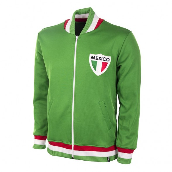 Mexico Track Top 1970