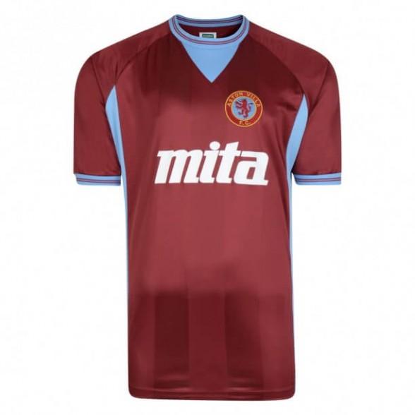 Aston Villa 1984-85 vintage football shirt