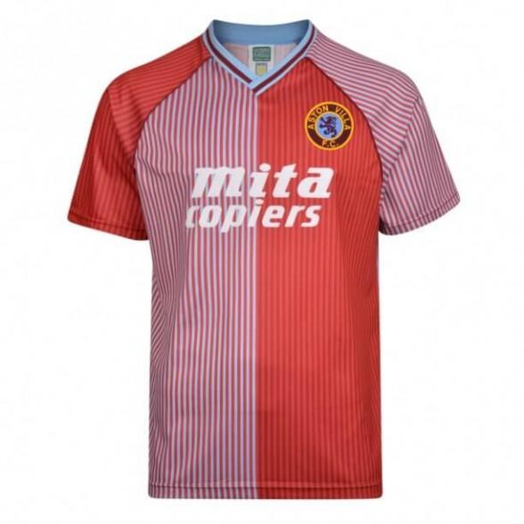 Aston Villa 1987-88 vintage football shirt
