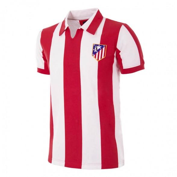 Atletico Madrid 1970-71 vintage football shirt