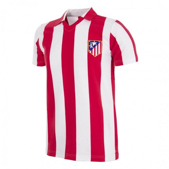 Atletico Madrid 1985-86 vintage football shirt