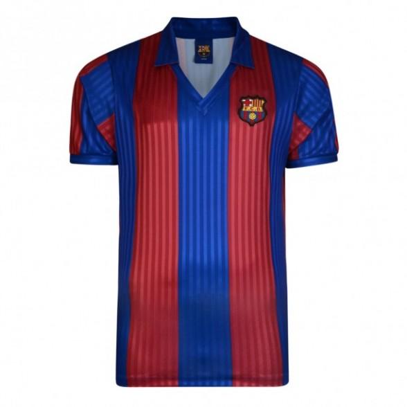 FC Barcelona 1991-92 Retro Shirt