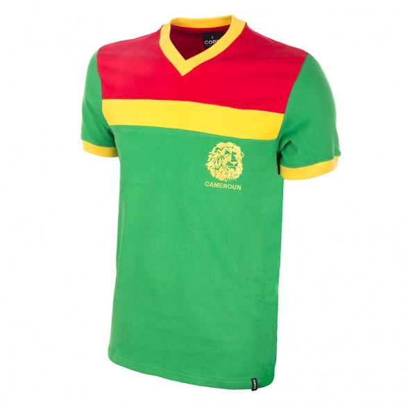 Cameroon Classic shirt 1989