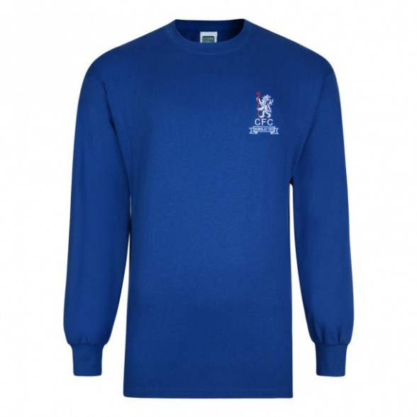 Chelsea Retro Shirt 1970