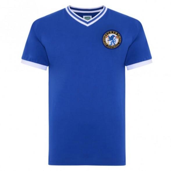 Chelsea 1960 vintage football shirt