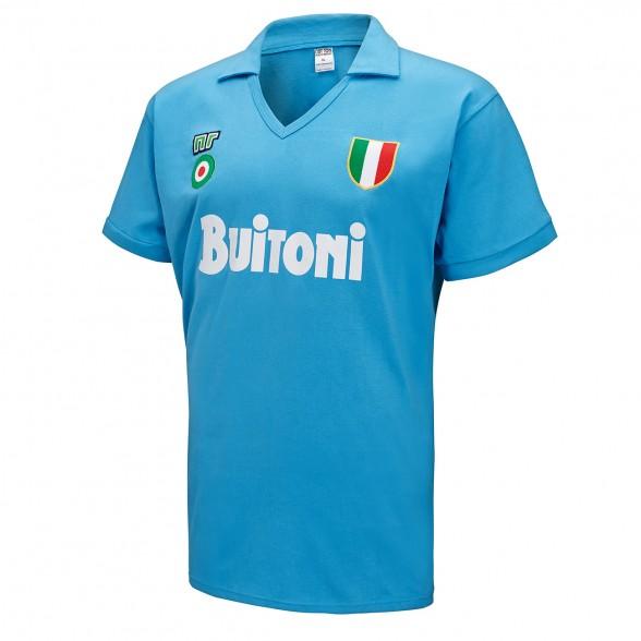 SSC Napoli 1987-88 Retro Shirt