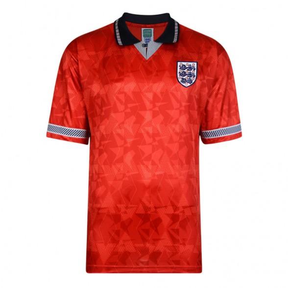 England 1990 Away vintage football shirt