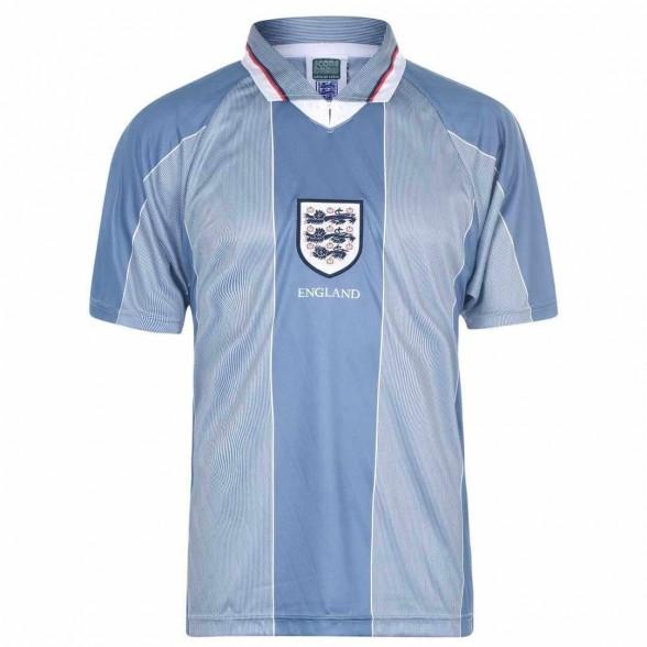England 1996 Away vintage football shirt