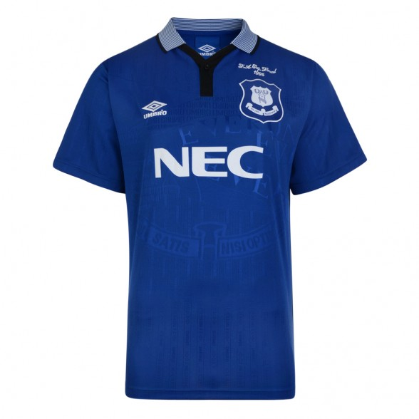 Everton 1994/95 Retro Shirt Umbro
