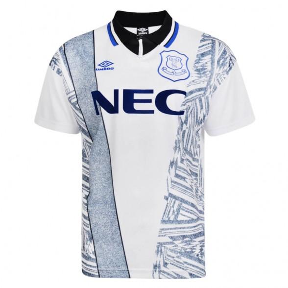 Everton 1994-95 Away vintage football shirt