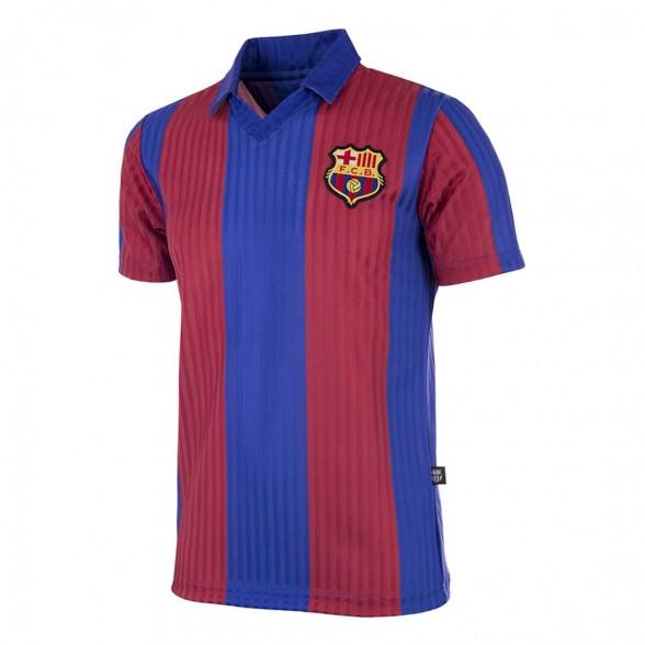 FC Barcelona 1990-91 vintage football shirt