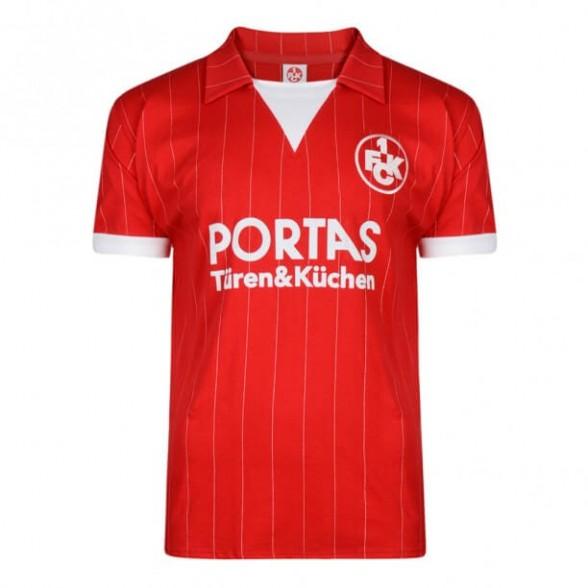 Kaiserslautern 1983/84 Shirt