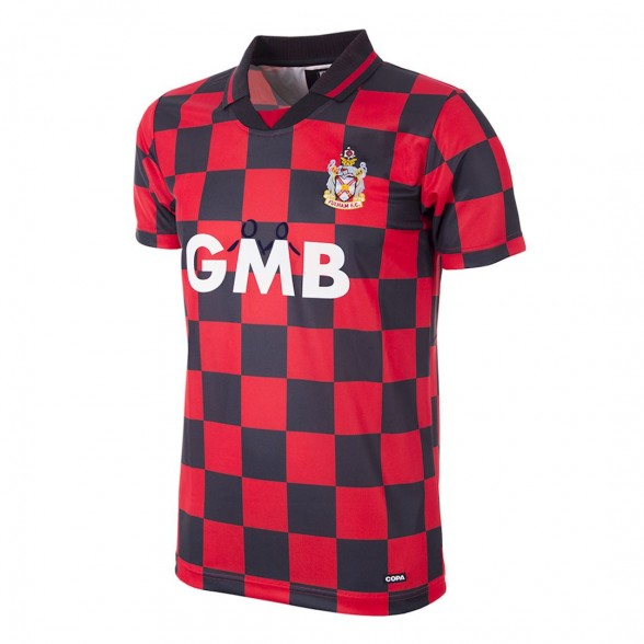 Fulham FC 1996-97 Away vintage football shirt