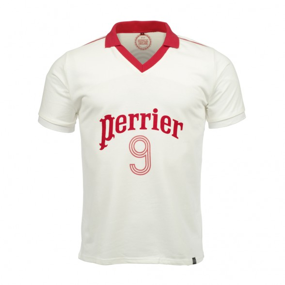AS Nancy Official retro shirt 1977-78
