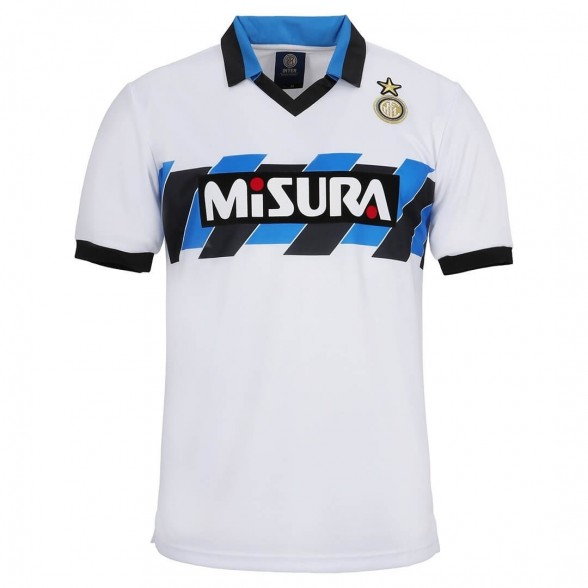 F.C. Internazionale Official  Away Shirt 1990-91