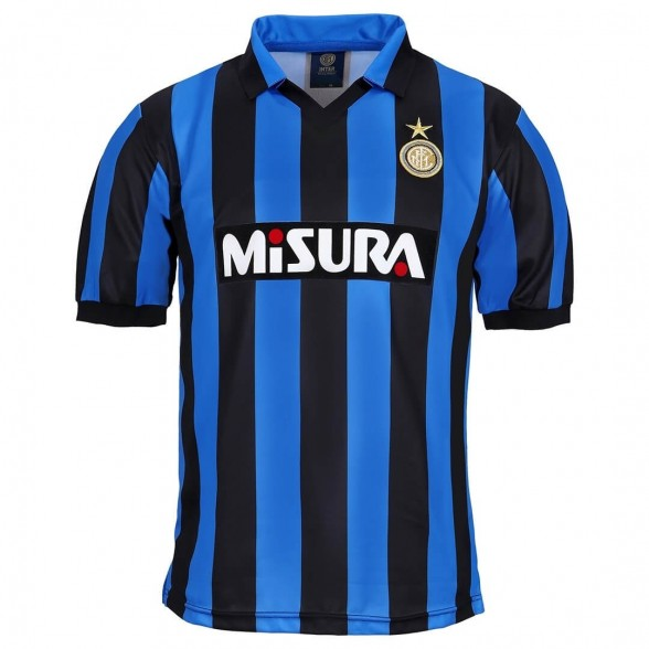 F.C. Internazionale Official Vintage Shirt 1990-91