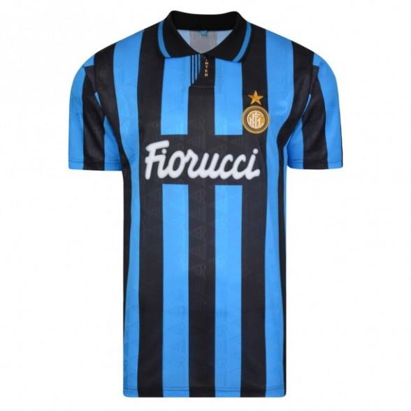 F.C. Internazionale Official Shirt 1992