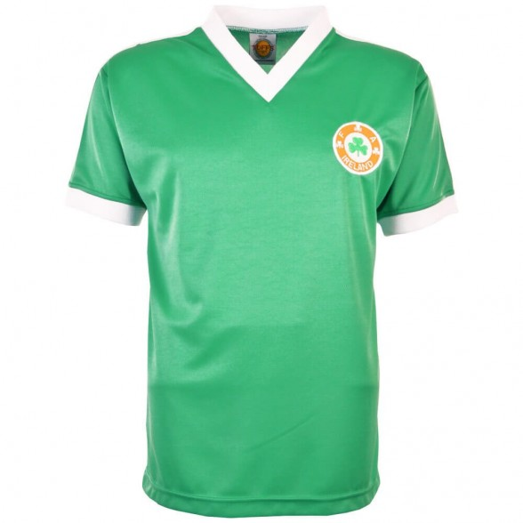 Ireland 1986-87 vintage football shirt