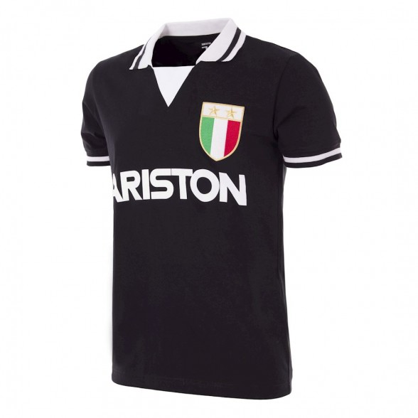 Juventus 1986-87 vintage football shirt