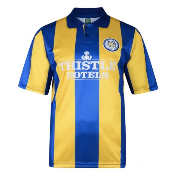 Leeds United 1994 Away vintage football shirt