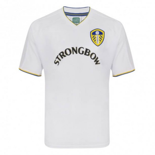 Leeds United Retro shirt 2000-01
