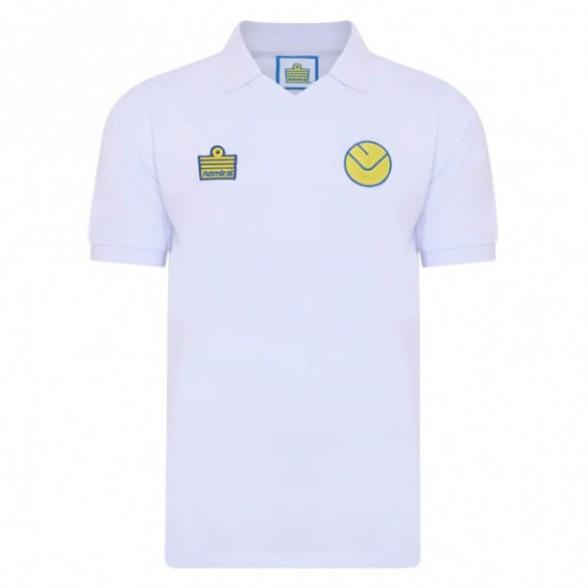 Leeds United 1975 European Cup Final vintage football shirt