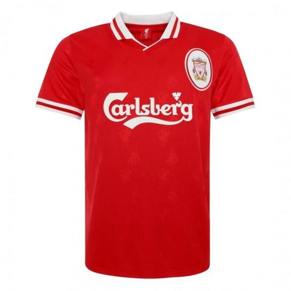 Liverpool FC 1996-98 vintage football shirt