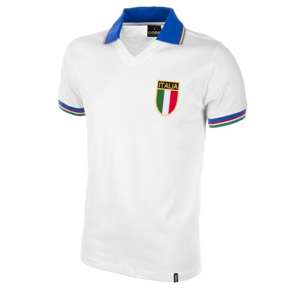 Italy Away 1982 Retro Shirt