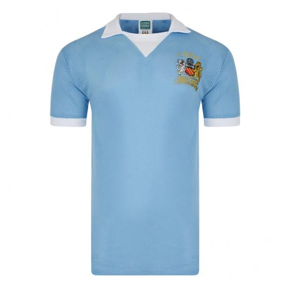 Manchester City 1976 Retro Shirt