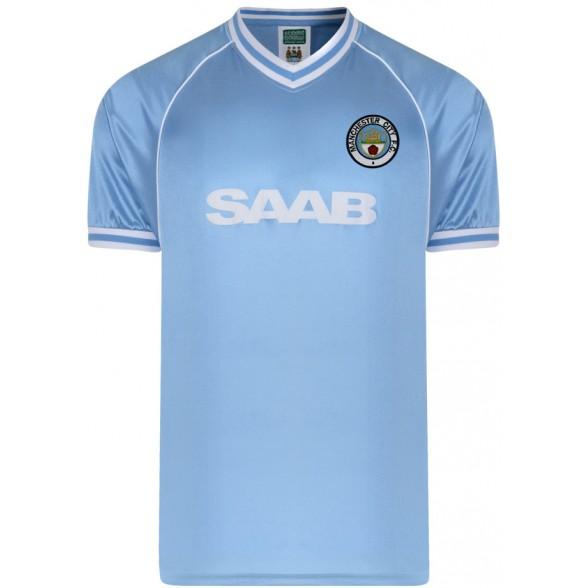 Manchester City 1982 Retro Shirt