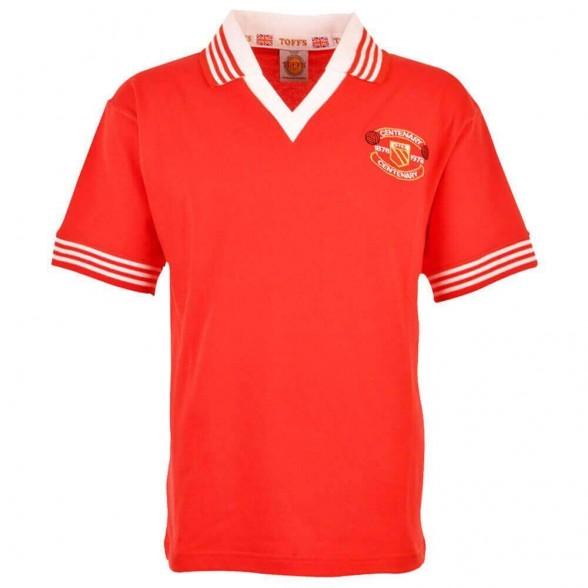 Manchester United 1978-79 vintage football shirt