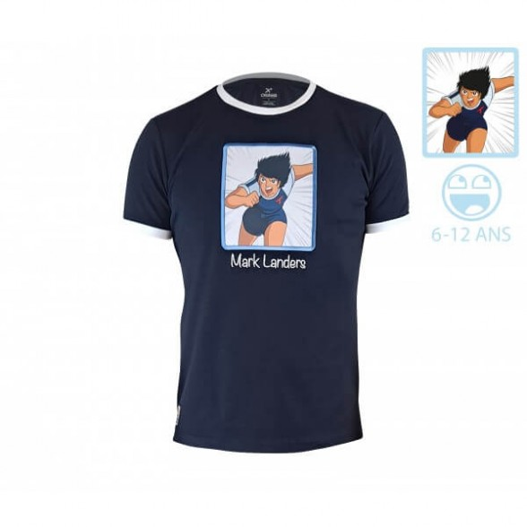 Mark Landers kid t-shirt