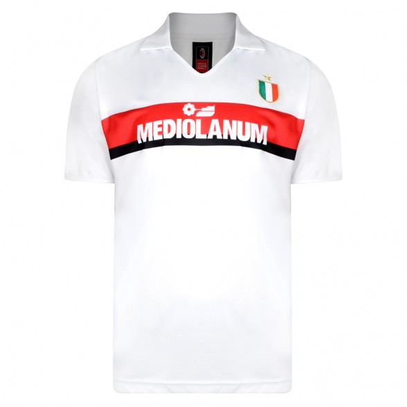 AC Milan Retro Shirt 1988-89 | Away