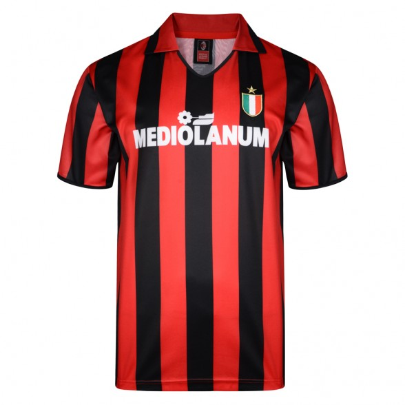 AC Milan Retro Shirt 1988-89