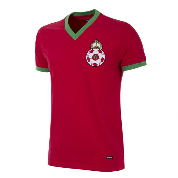 Morocco 1970 Retro Shirt