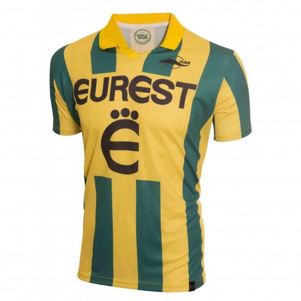 FC Nantes 1994-95Retro Shirt