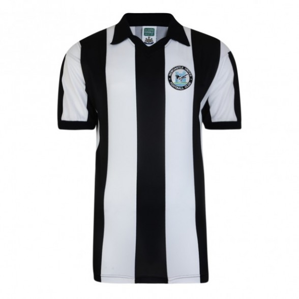Newcastle Vintage Football Shirt 1980