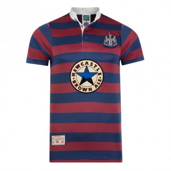 Newcastle 1995/96 Retro Shirt | Away