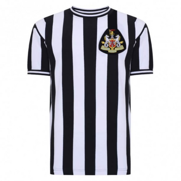 Newcastle United 1970 vintage football shirt