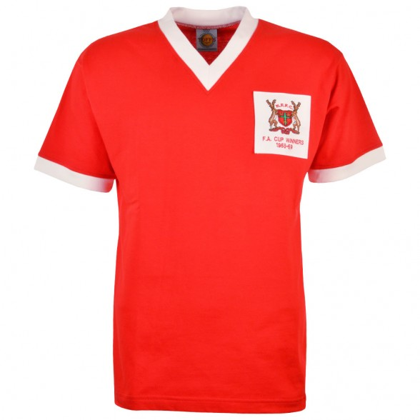 Nottingham Forest 1959 Retro Shirt